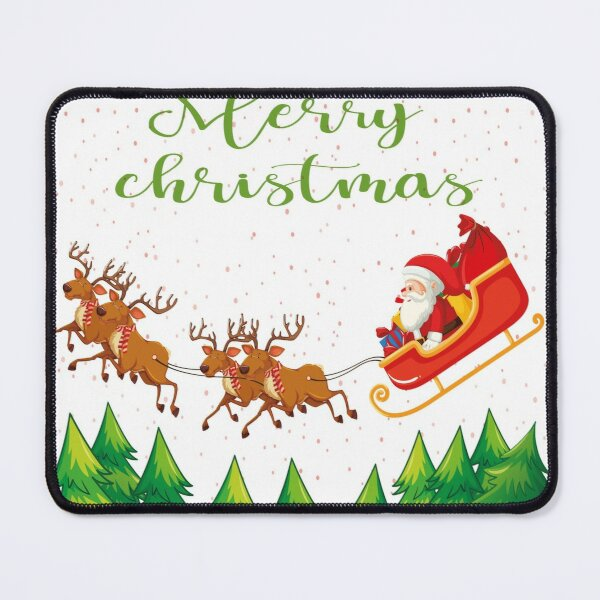 merry christmas 2022 Mouse Pad