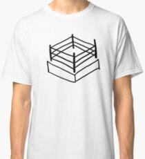 Wrestling RIng Classic T-Shirt