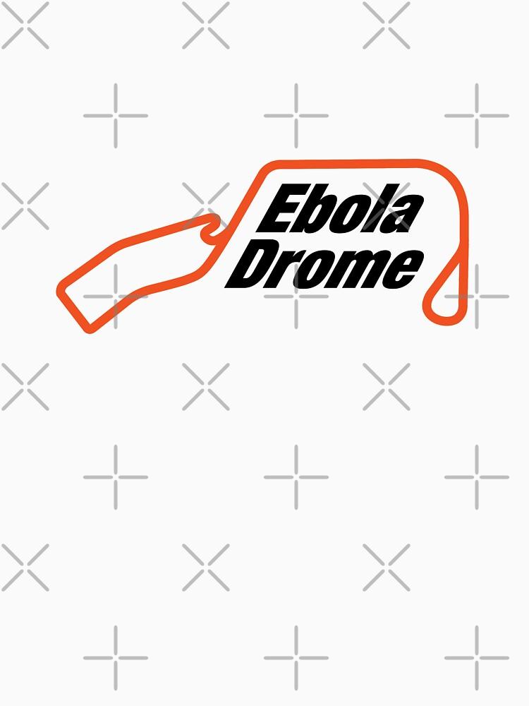 Eboladrome - The Grand Tour | Unisex T-Shirt