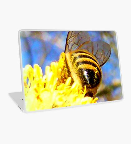 Pure Rich Honey Laptop Skin