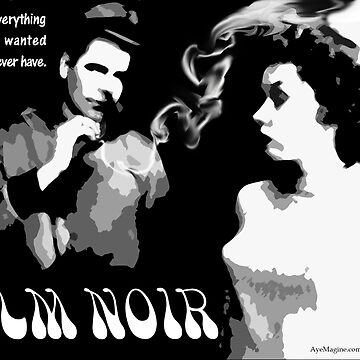 Film Noir by ayemagine