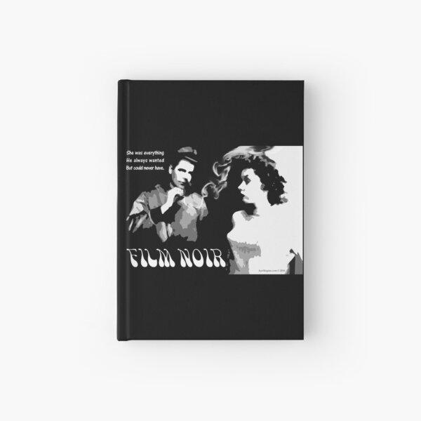 Film Noir Hardcover Journal