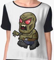 Zombie Chiffon Top