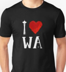 I Heart Seattle (remix) T-Shirt