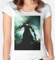 final battle Women's Fitted Scoop T-Shirt