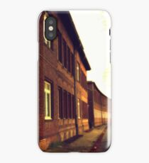 retro photo iPhone Case/Skin
