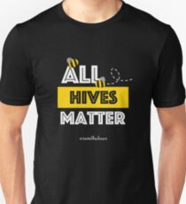 Alle Hives sind wichtig Slim Fit T-Shirt