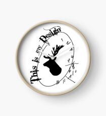 Reloj Este es mi diseño (2)