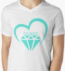 SHINee Men's V-Neck T-Shirt