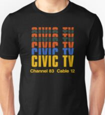 CIVIC TV - VIDEODROME MOVIE T-Shirt