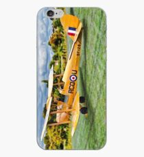 De Havilland DH82 Tiger Moth - Portrait iPhone Case