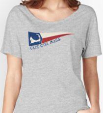 CAPE COD, MASS. Women's Relaxed Fit T-Shirt
