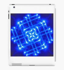 Light Tesseract iPad Case/Skin