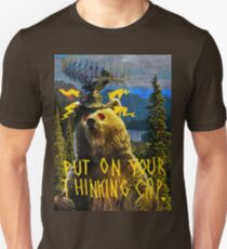 Thinking Cap Unisex T-Shirt