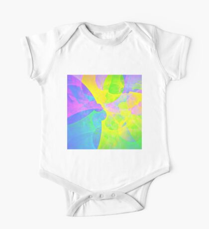 Bright #Fractal Art Kids Clothes