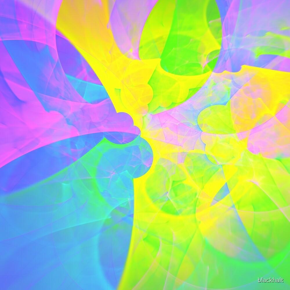 Bright #Fractal Art by blackhalt