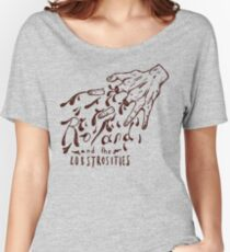 Roland and the Lobstrosities Women's Relaxed Fit T-Shirt