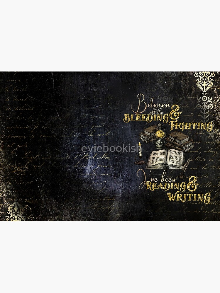 Reading & Writing by eviebookish