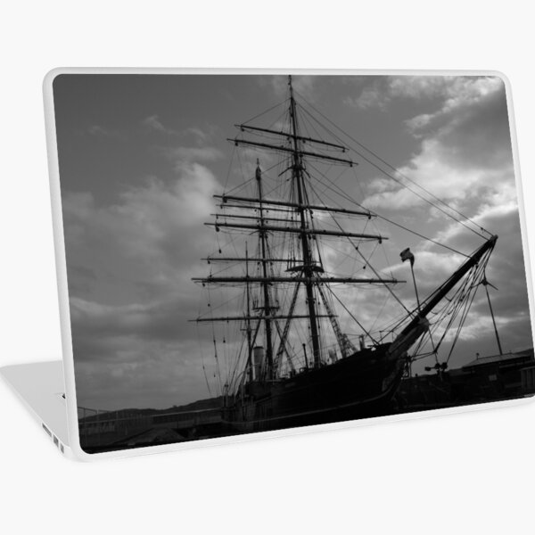 RRS Discovery Laptop Skin