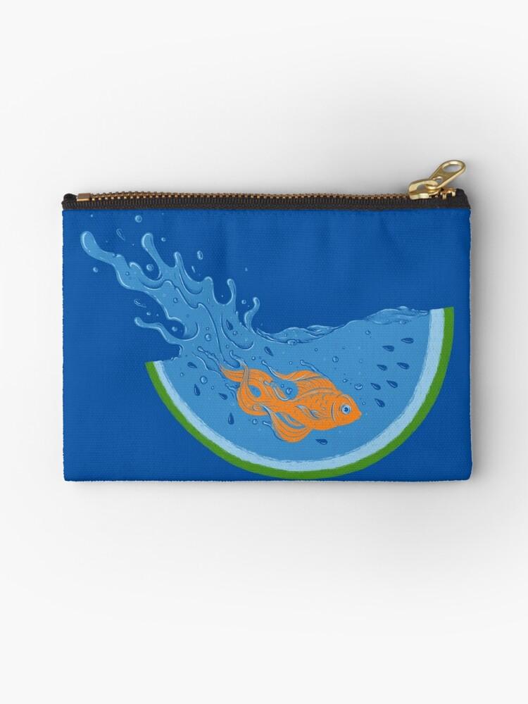 Watermelon Dive by buko