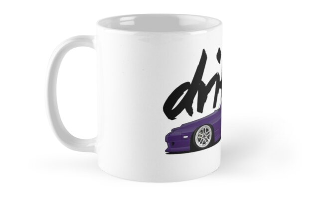 Drifted 180sx Merch - Midnight Edition by Drifted by driftedshop