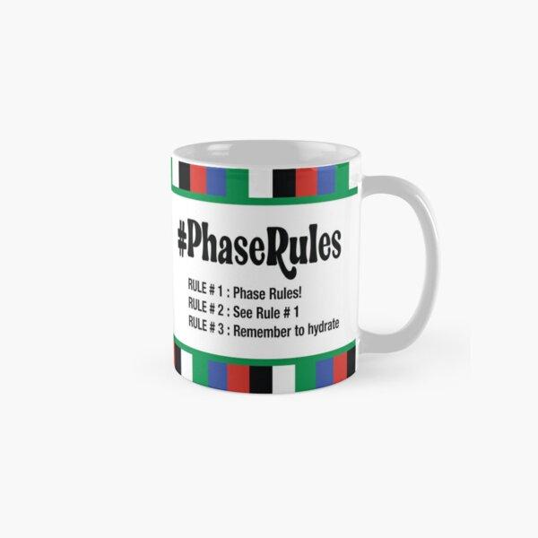 # Phase Rules version 2 - HLM Hard Lens Media Classic Mug
