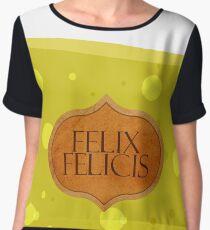 Felix Felicis Potion - Harry Potter Women's Chiffon Top