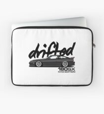 Drifted 180sx Merch - KH3 Edition by Drifted Laptop Sleeve