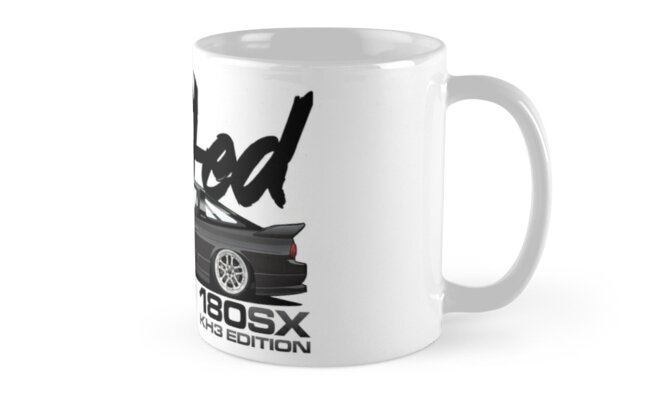Drifted 180sx Merch - KH3 Edition by Drifted by driftedshop