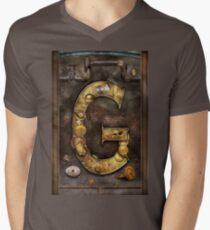 Steampunk - Alphabet - G is for Gears T-Shirt