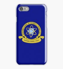 Midtown School of Science & Technology Spiderman iPhone Case/Skin