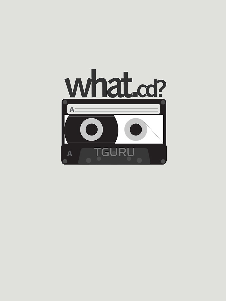 what .cd? | Unisex T-Shirt