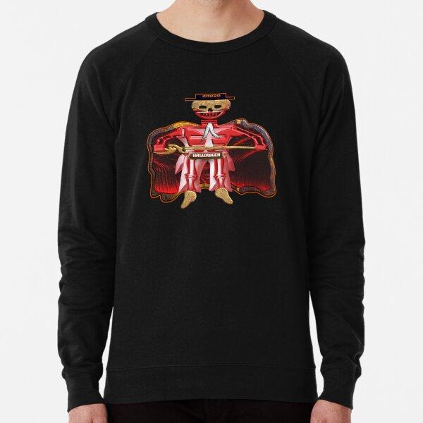 THE LEGEND OF ZORRO - ZORRO HALLOWEEN - ZORRO SKULL & SKELETON - HALLOWEEN PARTY - CHRISTMAS PARTY - GREAT FUN GIFT FOR THE HOLIDAYS. Lightweight Sweatshirt