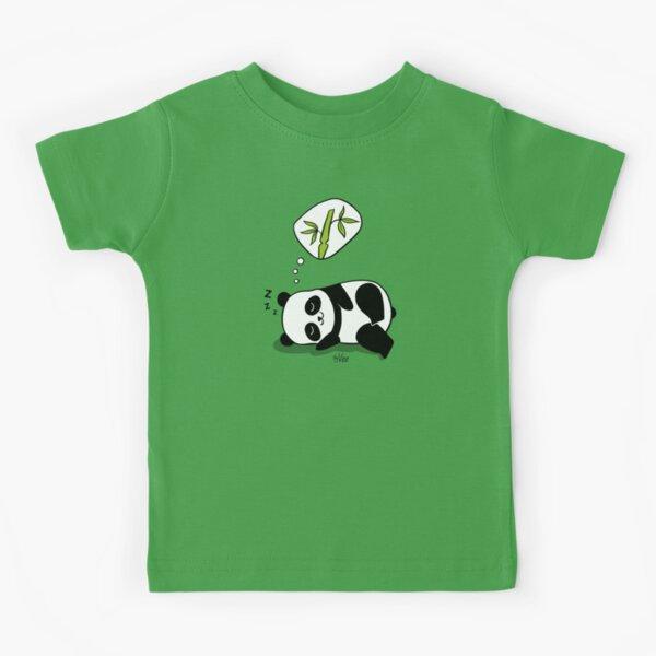 Baby panda  T-shirt enfant
