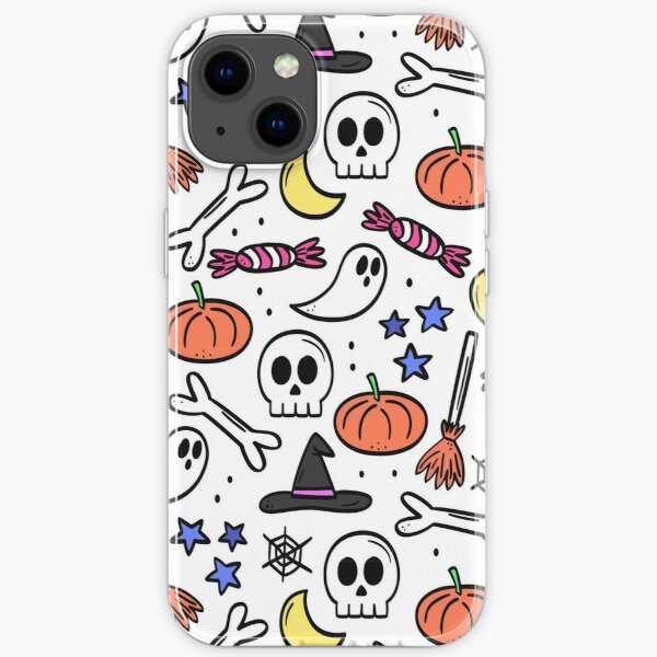 Halloween iPhone 13 12 11 Pro Max Hülle iPhone XR Hülle iPhone XS Max Hülle iPhone X Hülle iPhone 7 Plus iPhone 8 Plus Hülle iPhone 6 Hülle o65 iPhone Flexible Hülle