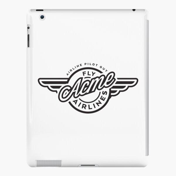 Airline Pilot Guy Show iPad Snap Case