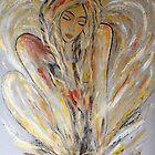 Loving Angel.... by Art-by-Renate