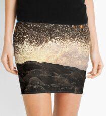 Cream Cake Mini Skirt