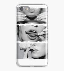 blunt iPhone Case/Skin