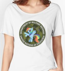 Semper Filly Women's Relaxed Fit T-Shirt
