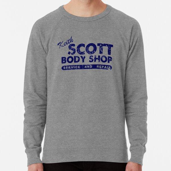 Keith Scott Body Shop Logo Sweatshirt léger