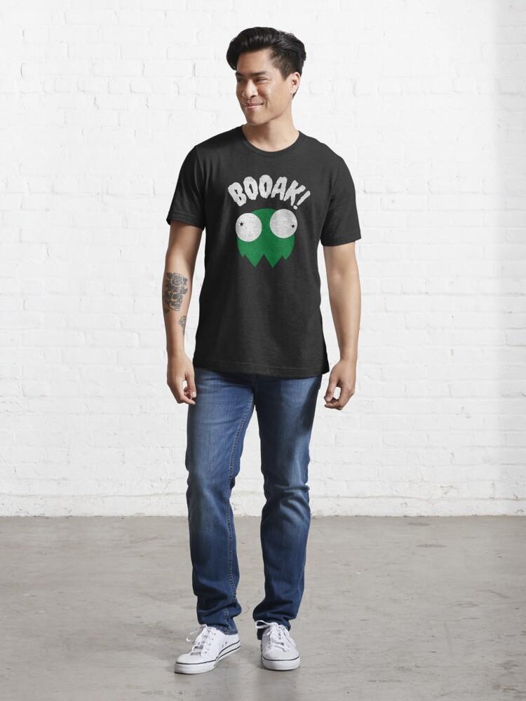 Alternative Ansicht von BOOAK! - GREEN GHOST FROG // Funny Halloween // Comic Design Essential T-Shirt
