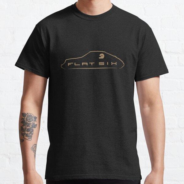 Porsche 911 Flat Six Classic T-Shirt