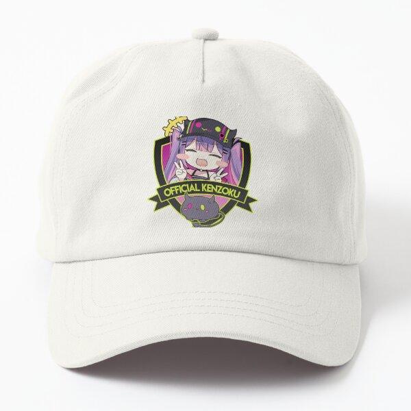 Kenzoku Badge Hololive Towa Fanbase Dad Hat
