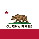California State Flag Products by Mark Podger