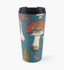 Mushroom Botanicals Travel Mug