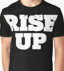 Rise Up Graphic T-Shirt