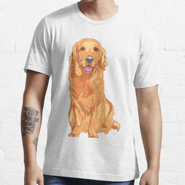 Golden retriever Essential T-Shirt