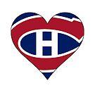Canadiens by ihartjoehart