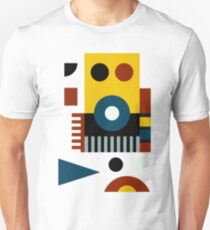 SPEECH AT THE BAUHAUS Unisex T-Shirt